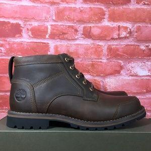 considerado hígado Posible  Timberland Shoes | Mens Larchmont Chukka Boots Dark Brown | Poshmark